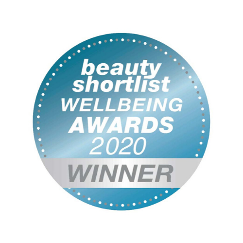 beauty shortlist Wellbeing awards winner 2020